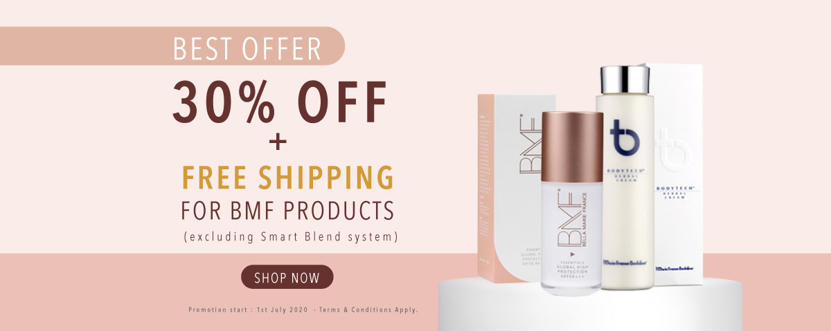 Special: 30% off + FREE shipping